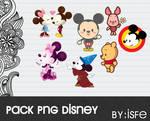 Pack Png Disney