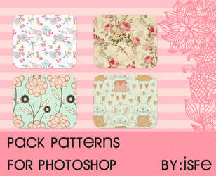 Patterns Vintage by isfe by Isfe