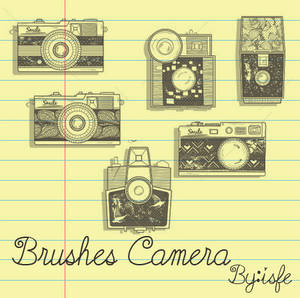Camera Brushes by isfe