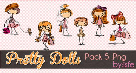 Pretty Dolls .png by isfe