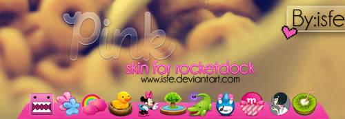 Skin for rockeock pink by isfe