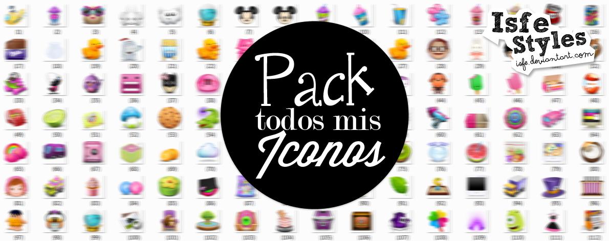 Todos mis iconos by Isfe