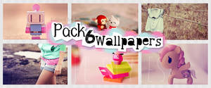 Pack 6 Wallpapers Edited by Isfe by Isfe