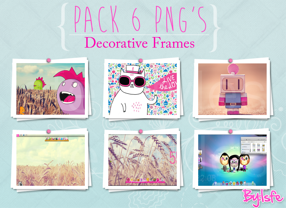 Png Frames by isfe by Isfe