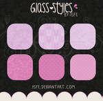 Glass Styles pack