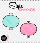 Diamonds Styles by isfe