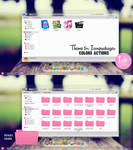 Theme for iconpackager Colors Action