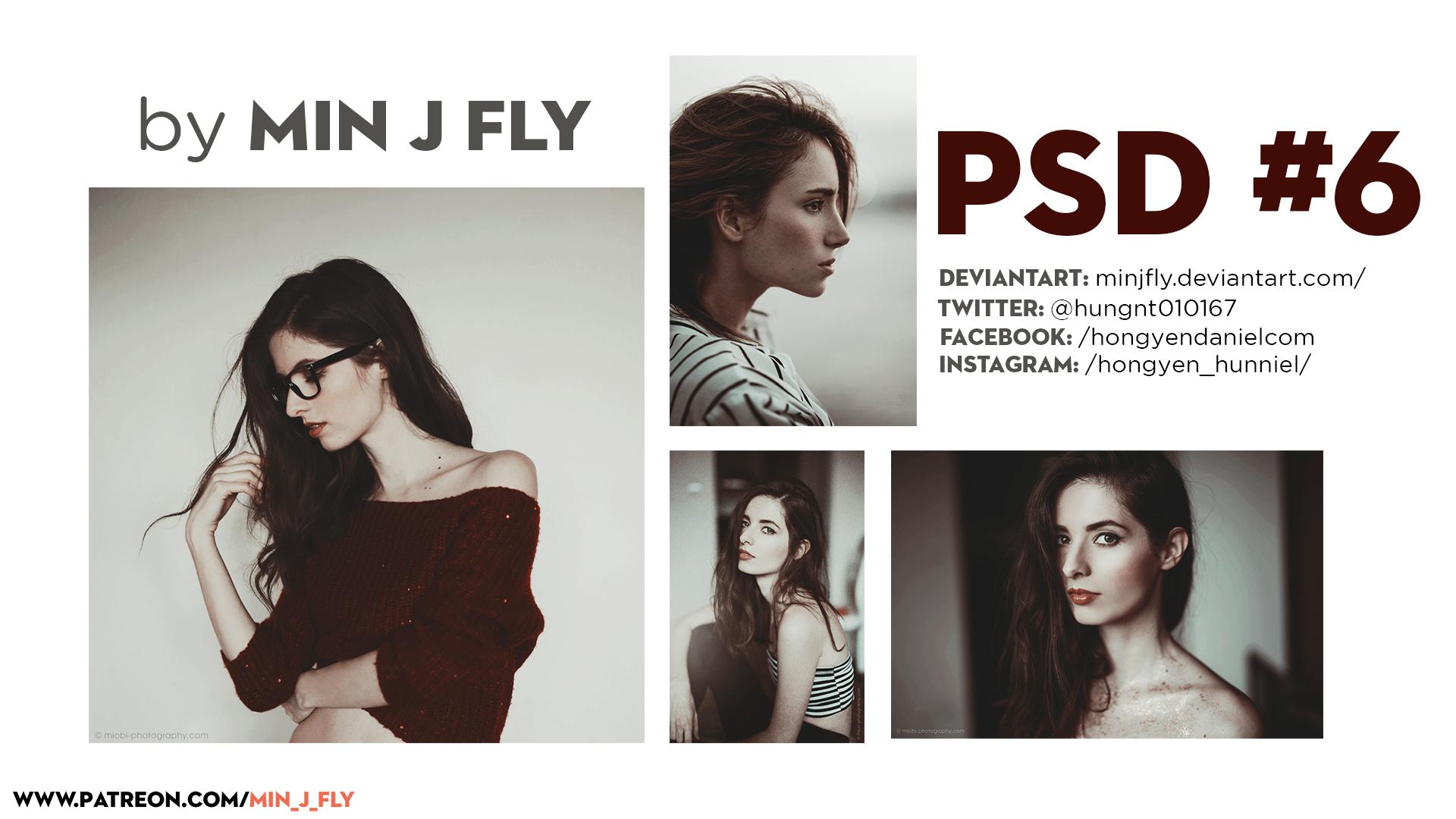 PSD #6 by MIN J FLY