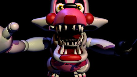 Toy Foxy Jumpscare