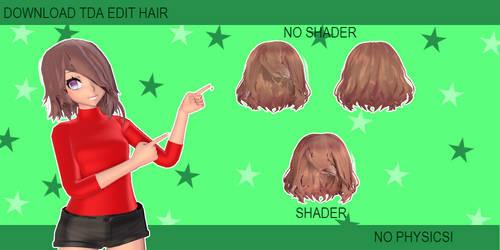 Short Hair On Mikumiku Salon Deviantart