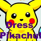 Dress Pikachu by Soote