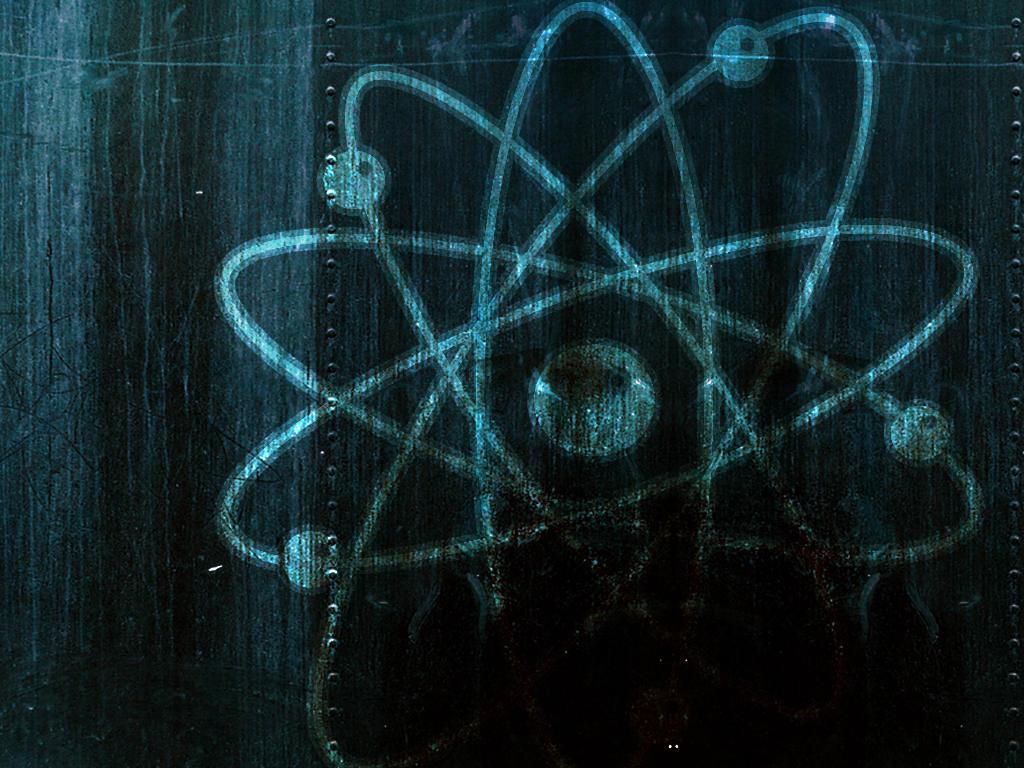 WALLPAPER - Atom by Pokehkins on DeviantArt  Chemistry