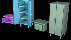 [DL]Cabinets