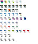 Windows 10 Style Icon Pack