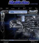 Alien Machine  1280x1024