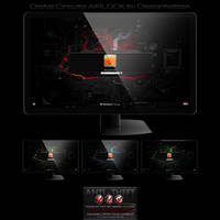 Digital Circuits AIRLOCK Logon-screen Pack by Designfjotten