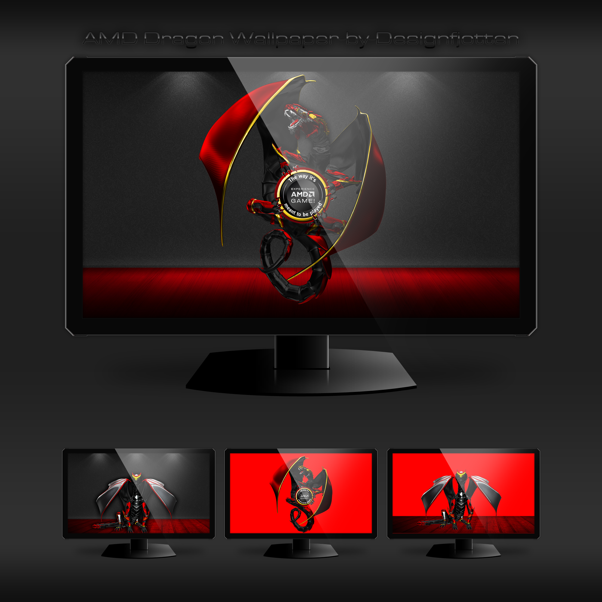 download amd dragon wallpapers - photo #25