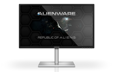 Alienware Republic Of Aliens Wallpaper V2