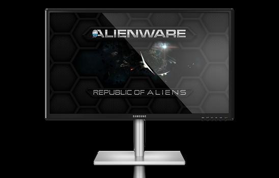 Alienware Republic Of Aliens Wallpaper V2