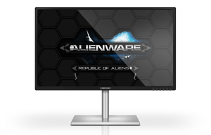 Alienware Republic Of Aliens Wormhole DARK