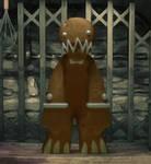 Gingerbread Monster