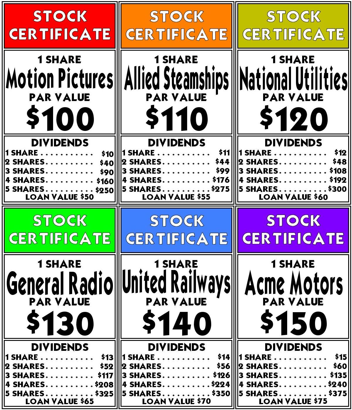 MONOPOLY Stock Exchange Add-On Set