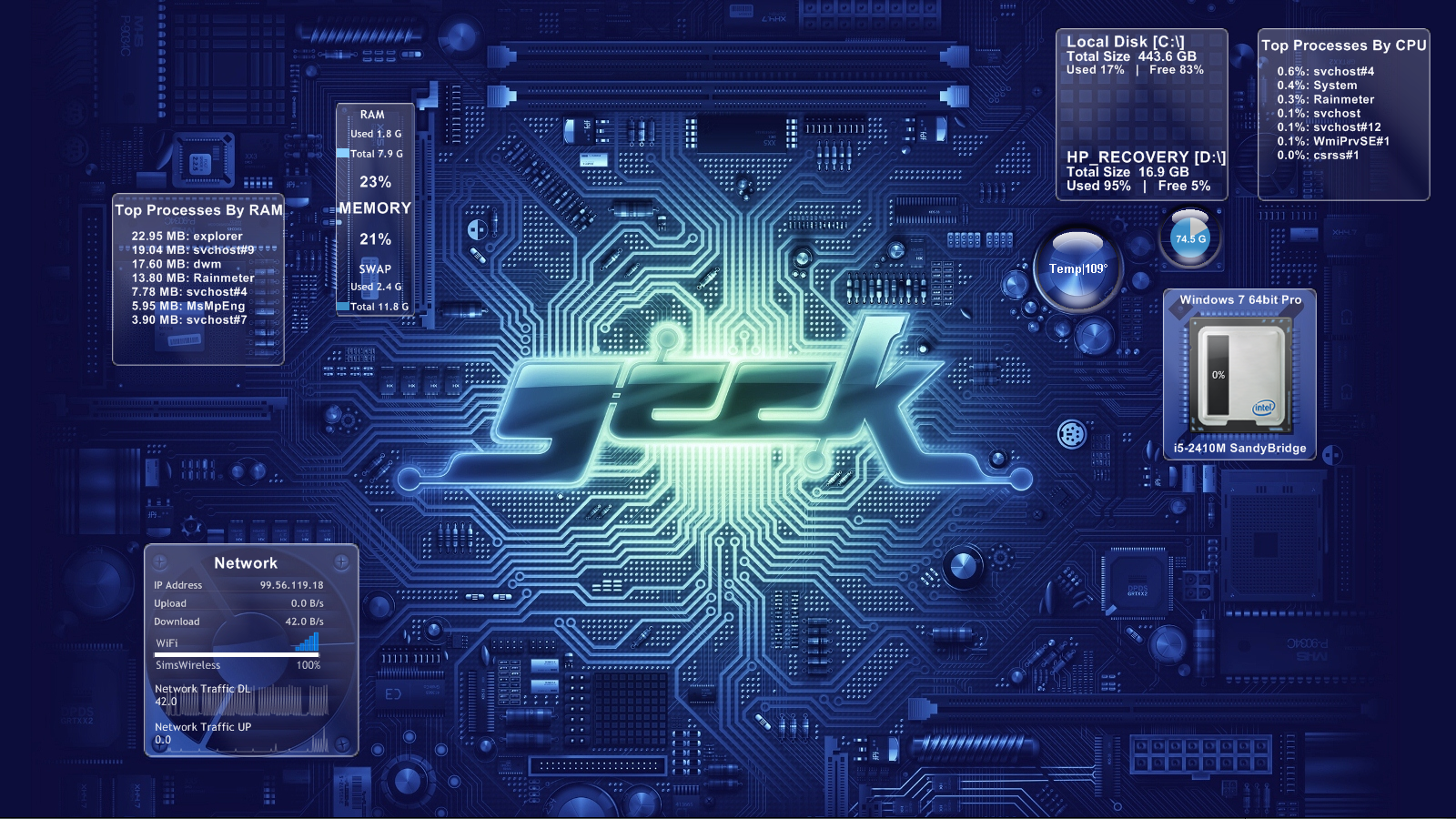 Geek 1.0 by Bacanalia73