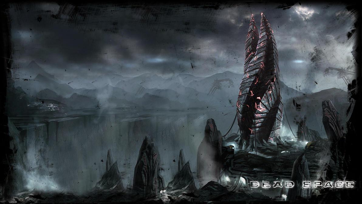 My PS3 Dead Space Wallaper by smitana