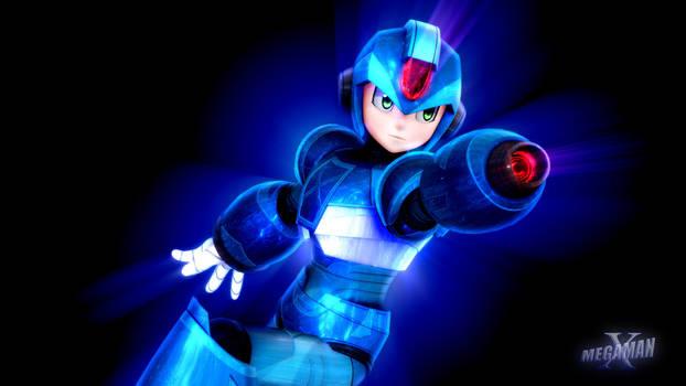 Megaman X - Model Download