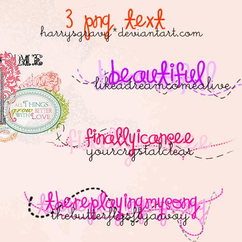 + Varios png's - Jessi by harrysgravy