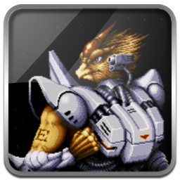 Alien Soldier Dock Icons By Carudo On Deviantart
