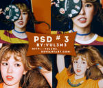 PSD coloring#3 By:vul3m3