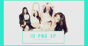 IU GQ 5p PNG