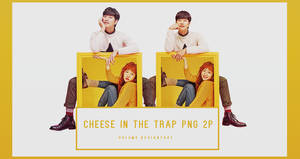 Cheese in the trap 2P PNG