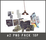 PNG pack #2 10P by Yu