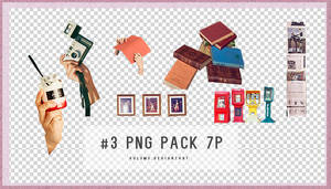 Png Pack #3 7P by Yu