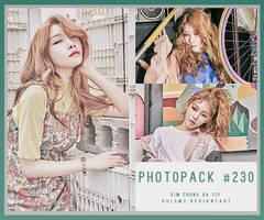 #230 PHOTOPACK-KIM CHUNG HA