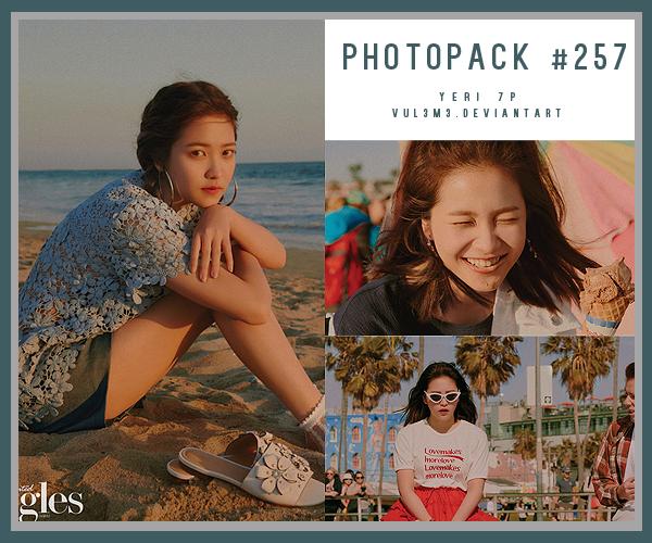 #257 PHOTOPACK-Yeri by vul3m3