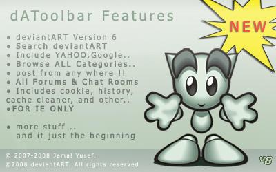 dA_Toolbar_v6 by JamalYusef