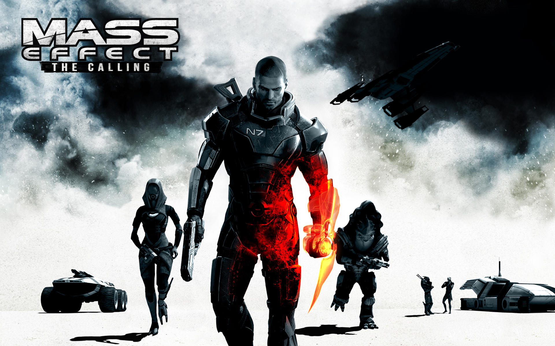 Mass Effect - The Calling