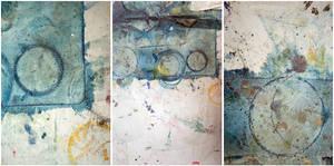 Cupmarks Triptych