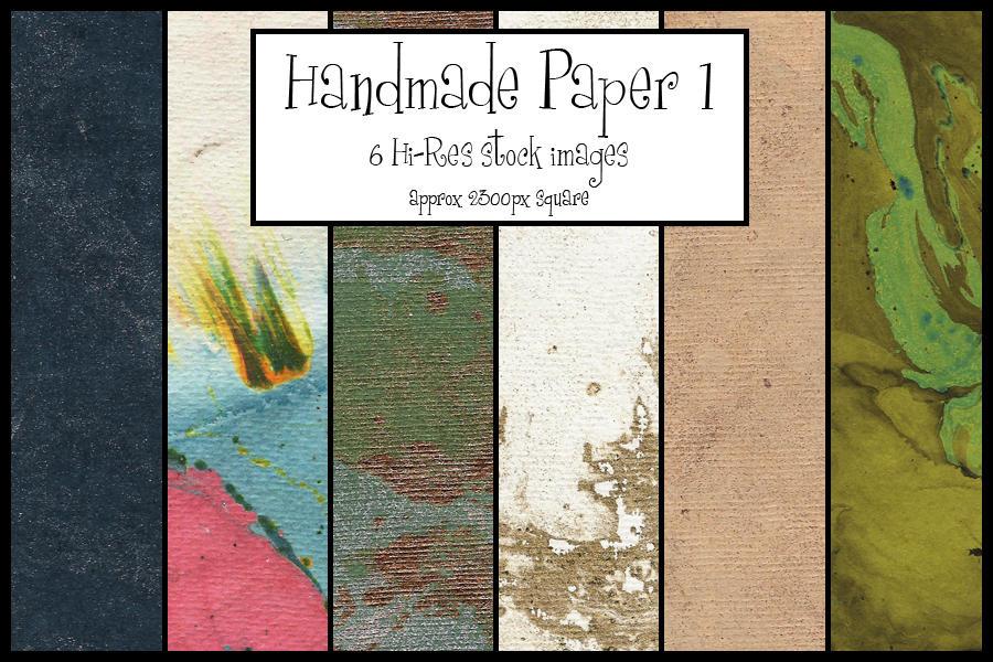 Handmade Paper 1 by pendlestock