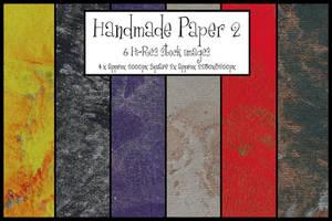 Handmade Paper 2 by pendlestock