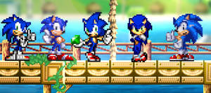 Favorite Sonic Styles
