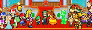 My Favorite Mario Character