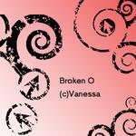 Broken O brush set