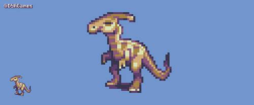 Dinosaur by AlbertoV