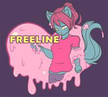 FreeLine4 by SweetySlime