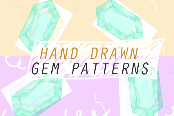 Gem Patterns by Pometo