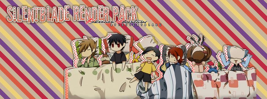 Pokemon Adventures Pokespe Render Pack 01 By
